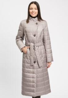 Утепленное женское пальто 1